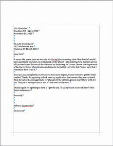 sample personal letter format best template collection With personal letter