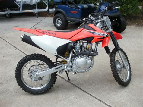 Buy 2008 Honda Crf 150f Dirt Bike On 2040motos