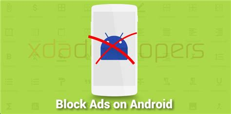 stop ads on android how to block ads on android