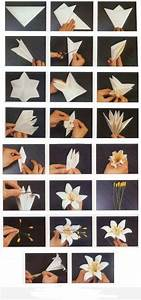 paper flower | How To Instructions - Part 2