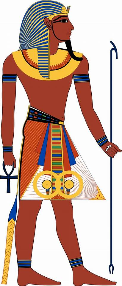 Egyptian Clipart Ancient King Egypt Person Transparent
