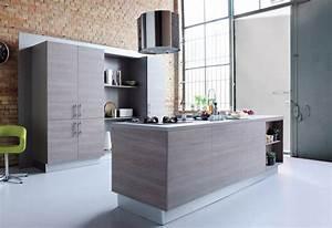 Modele De Cuisine Cuisinella : la cuisine en bois une tendance ind modable inspiration ~ Premium-room.com Idées de Décoration