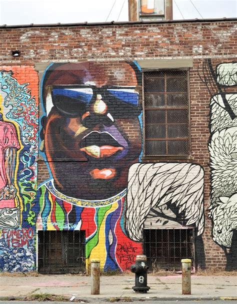 street art candy  notorious big  danielle