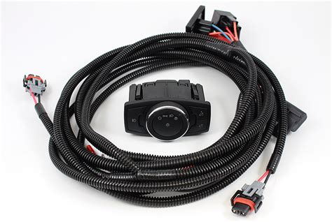 Mustang Fog Light Wiring Switch Kit Fits