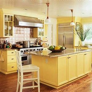 80 cool kitchen cabinet paint color ideas With kitchen colors with white cabinets with how to make your own wall art