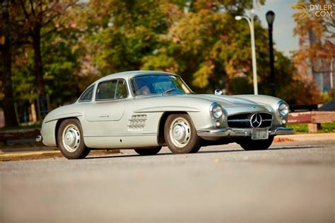 Mercedes sl gullwing for sale for around. Classic 1955 Mercedes-Benz 300 SL Gullwing for Sale - Dyler
