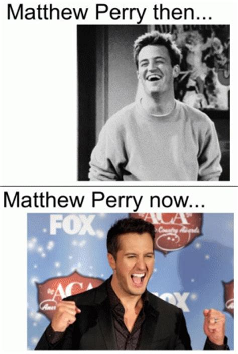 Perry Meme - matthew perry jokes kappit