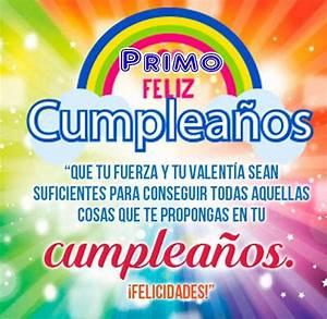 Sinceras Frases De Cumpleaños A Un Primo Mas Imagenes Para Cumpleaños