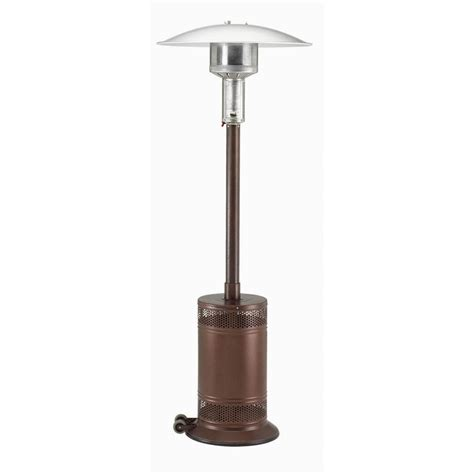 patio comfort infrared outdoor patio heater antique bronze