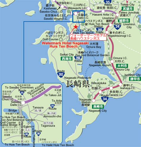 sasebo davishunter - Huis Ten Bosch Map Pdf