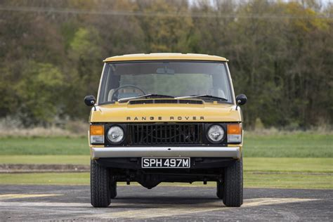 classic land rover range rover classic two door
