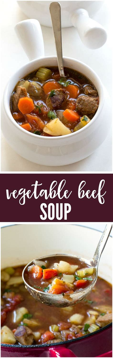 best vegetable soup recipes best 25 beef soup recipes ideas on crockpot