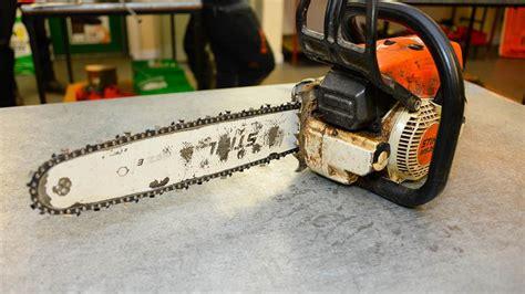 farm chainsaws keeping condition tips chainsaw farmers