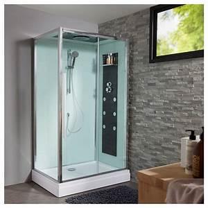Cabine De Douche Integrale Hauteur 200 : vente de cabine de douche haut de gamme int grale 120x80 ~ Edinachiropracticcenter.com Idées de Décoration
