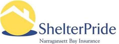 Provider of specialty underwriter of homeowners insurance products intended for providing insurance coverage to homeowners. SHELTERPRIDE NARRAGANSETT BAY INSURANCE Trademark of Narragansett Bay Insurance Company Serial ...