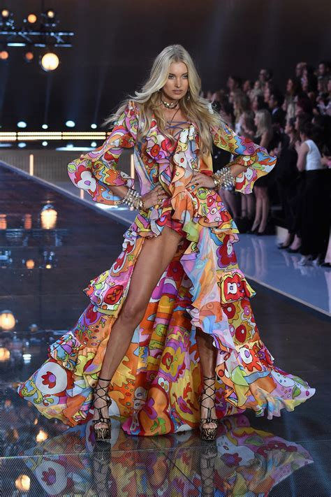elsa hosk    victorias secret fashion