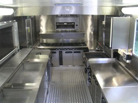 interiors cuisine mobile kitchen and food truck design basics