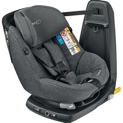 reglementation siege auto b饕 siège auto axissfix i size sparkling grey de bebe confort sur allobébé