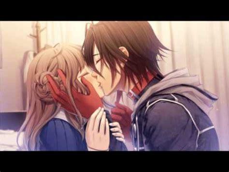 amnesia anime shin and heroine kiss sakura amnesia shin and heroine youtube