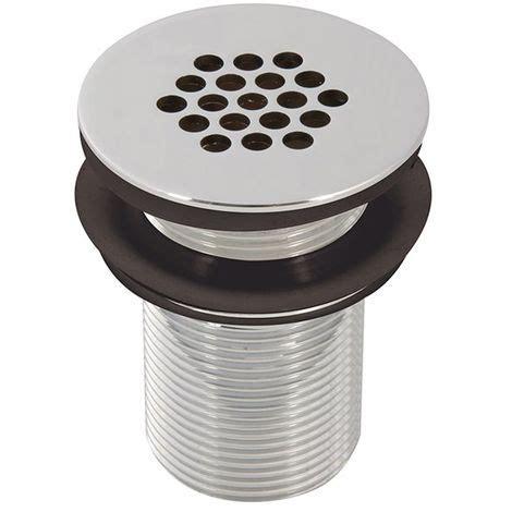 bonde plate bonde plate 224 grille pour lavabo sans trop plein s toh343222