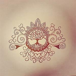 Tatouage Symbole Vie : tatouage de l arbre de vie arbre de vie tatouage tatouage arbre de vie et dessin tatouage ~ Melissatoandfro.com Idées de Décoration