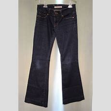 J Brand 72201 Ink Womens Flare Jeans Size 27 Ebay