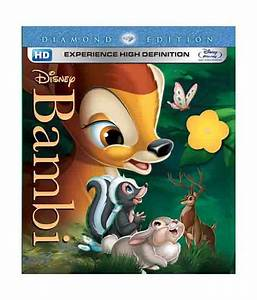 Bambi Diamond Edition English Blu Ray Buy Online At