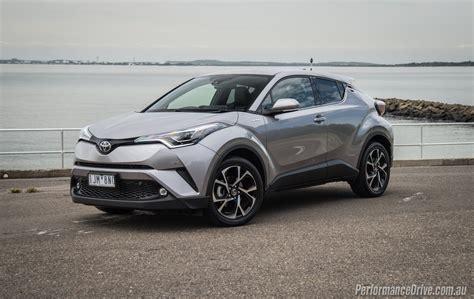 2017 Toyota C-HR Koba review (video) | PerformanceDrive