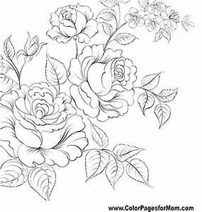25+ best ideas about Flower coloring pages on Pinterest ...