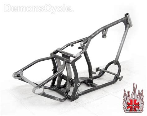 How To Model A Harley Davidson Softail Frame In Solidworks