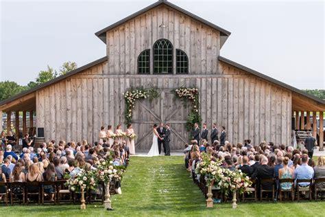 creekside farm weddings events reception venues rush