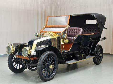 1909 Renault Model V-1 Series B Tourer