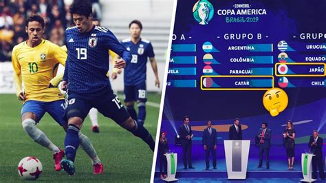 Check out here the japan national football team confirm squad and final players list for the copa america 2019. Why the hell are Qatar and Japan taking part in the Copa ...