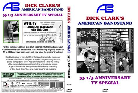 #projectbway #pbpurple #bandstand #bandstand musical #bandstand broadway. Dick Clark's American Bandstand 33 1/3 Anniversary TV Special (1985) (NTSC DVD)