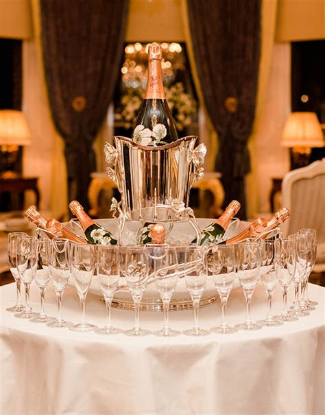 ritz london hosts exclusive champagne dinners  magazine