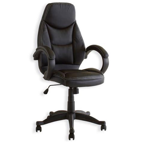 fauteuil de bureau marvin noir