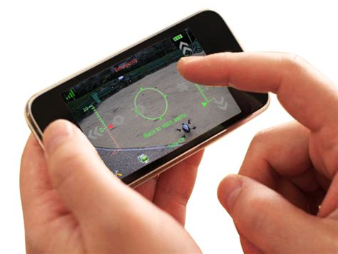 iphone drone ar drone when become reality aggrogamer