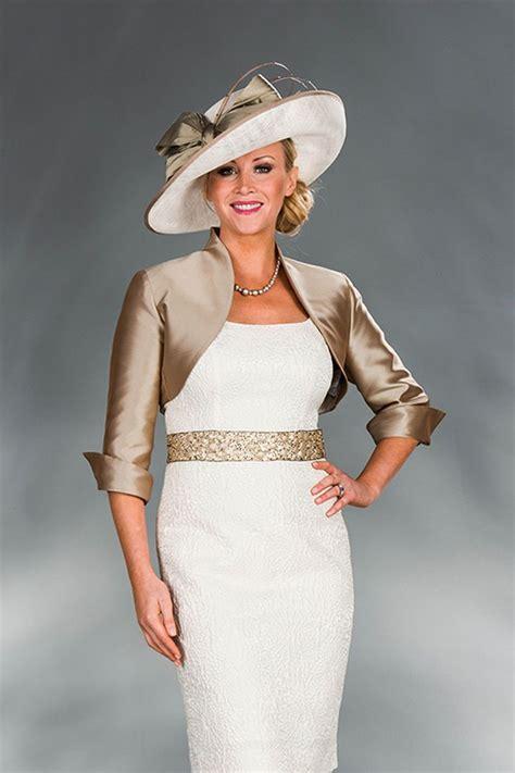 creamgold short dress jacket    catherines