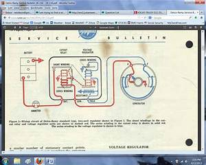 I Am Trying To Find A Wiring Schematic For A 1962 Mack Truck For The Voltage Regulator To The