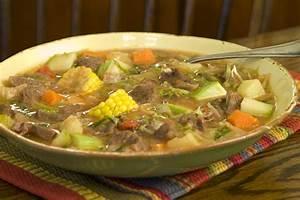 Low Calorie RecipeCaldo de Res (Mexican Beef Soup)