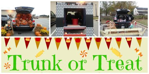 trunk or treat ideas trunk or treat decorating ideas bible theme just b cause