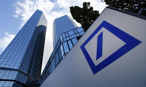 Deutsche Bank report dismissed by Trump