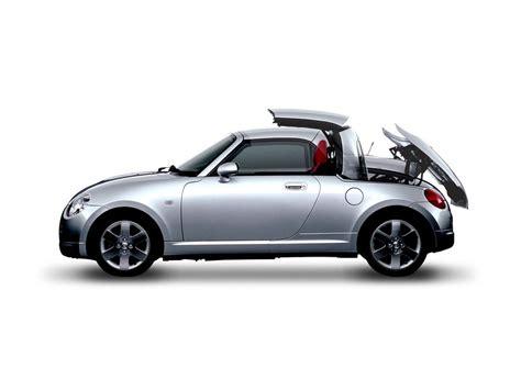 Daihatsu Copen Modification by Daihatsu Copen Technical Specifications And Fuel Economy