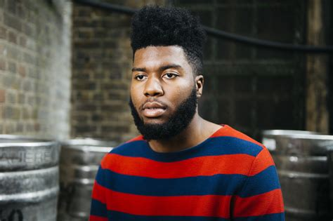 Riding The Wave On A Day Out With Khalid
