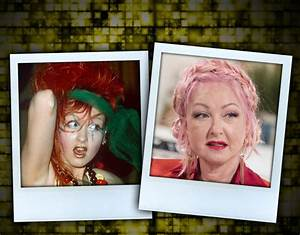 Cyndi Lauper | 80's pop stars then and now | Pictures ...