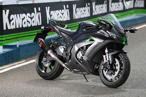 Kawasaki Zx10 R Image by Kawasaki Zx 10r Se Ride Electronic Suspension The