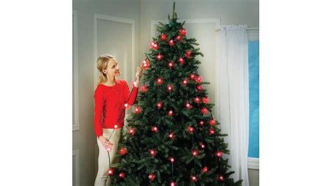 tree dazzler deluxe christmas tree lights youtube