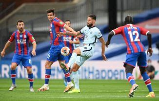 Crystal Palace vs Chelsea Highlights 2 - 3 VIDEO