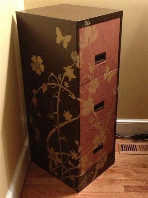 """Revamped file cabinet   DIY """" I Can Do Ittttt""""   Pinterest"""