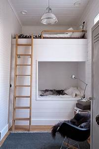 26, Cool, And, Functional, Built-in, Bunk, Beds, For, Kids